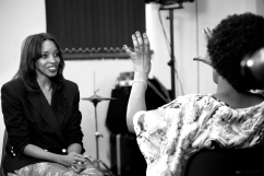 Cafemnee Millicent Josie D'Arby Interview 1 BBC1 Songs Of Praise