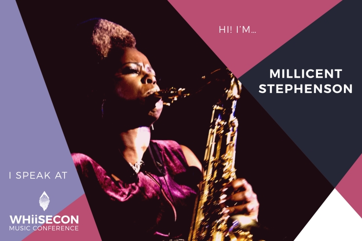 Banner Millicent Stephenson WhiiseCon 2018
