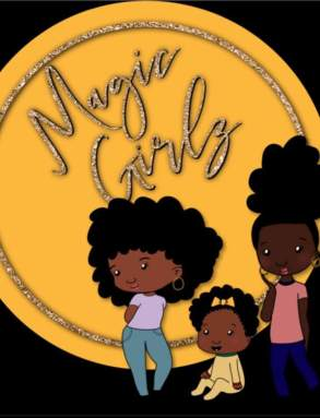 Jamilia Magic Girlz logo