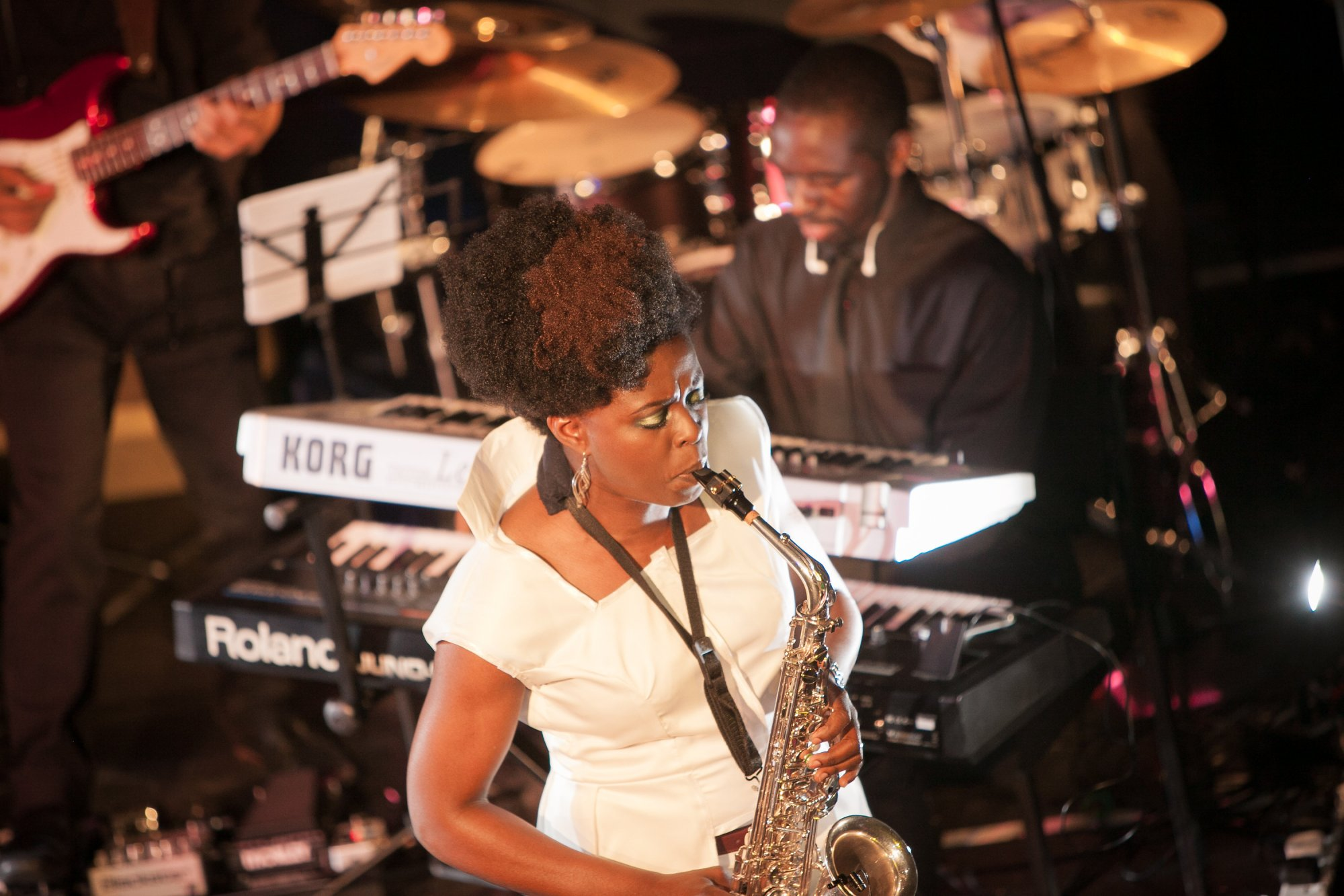 Millicent Stephenson Noval Smith Not Just Jazz